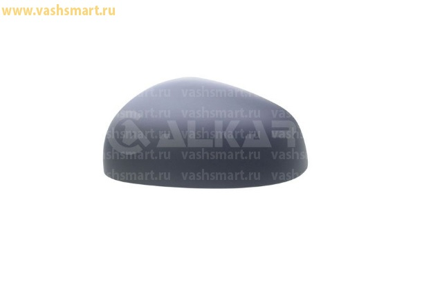Крышка зеркала Smart Fortwo, Forfour, Рено Twingo 3  14-> (грунт, под покраску) левого