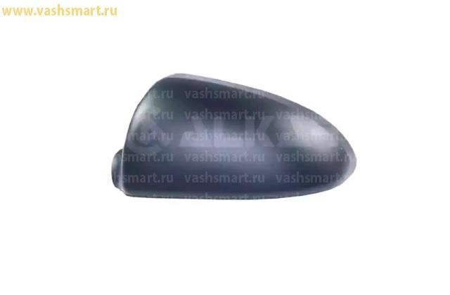 Крышка зеркала Smart Fortwo 07-> под покраску (серый грунт) правого