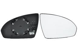 Стекло зеркала Smart Fortwo (451) 07-> (с обогревом) правого