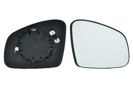 Стекло зеркала Smart Fortwo (453), Forfour (453), Рено Twingo 07/14-> выпуклое, с обогревом правого