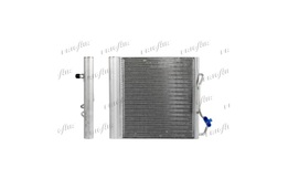 Радиатор кондиционера Smart City Coupe, Cabrio 0.6-0.8  98->02