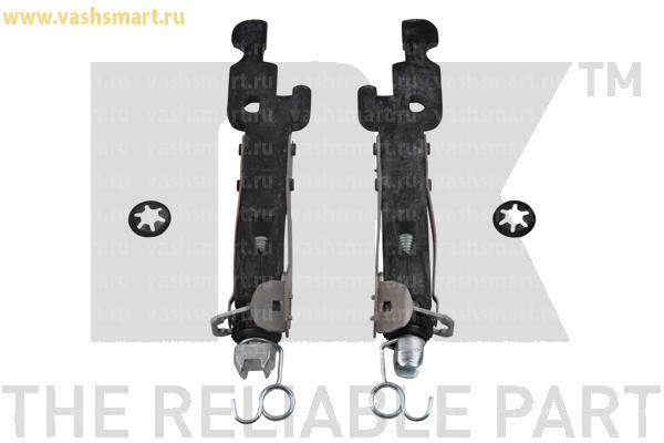 Механизм самоподвода Nuova 500,Nuova Panda,Lancia Y 03->, Smart Fortwo (к-т)