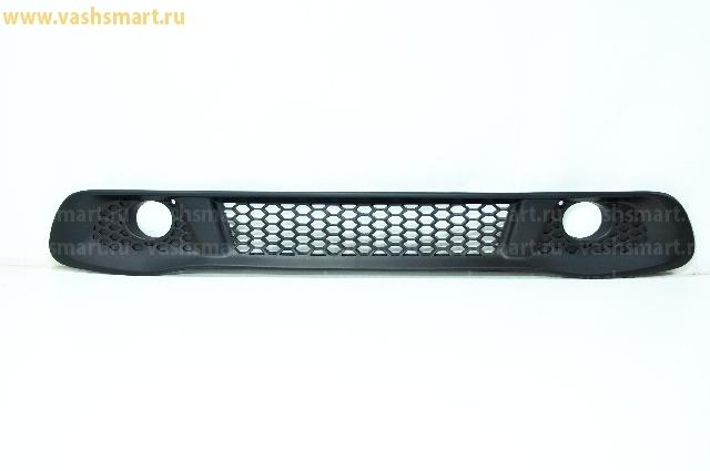 Решетка бампера переднего Smart Fortwo 04/12 -> 08/14  (с п/т)